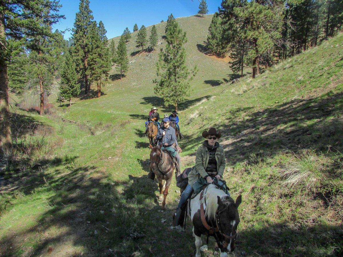 Triple Creek Ranch in Darby Montana-25