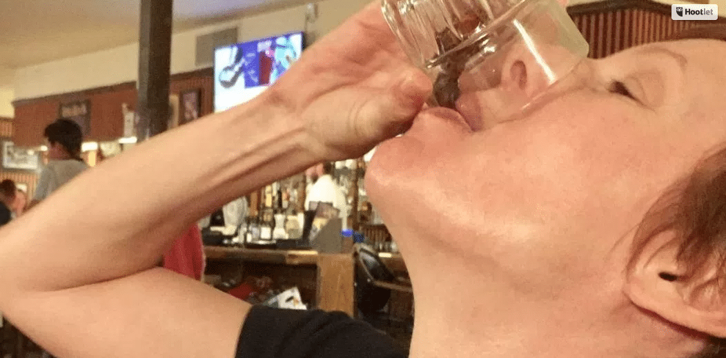 That Time I Drank Whiskey with a Human Toe (Video)