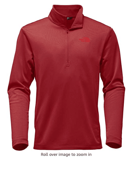 The North Face Men's Tech Glacier Quarter Zip