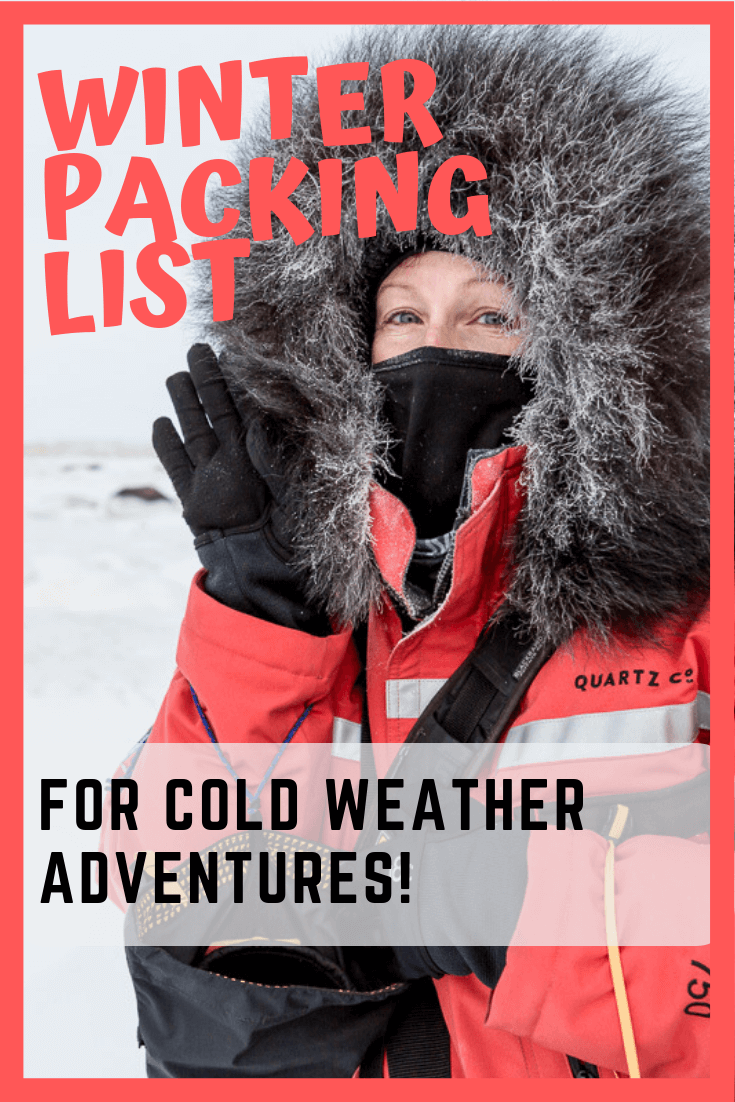 Winter Packing List for Cold Weather Adventures