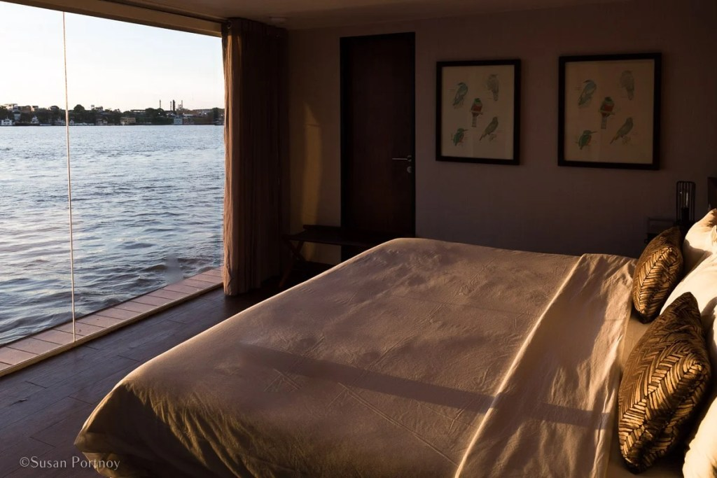 My suite on the main deck , #5 | Amazon River Cruise Peru -International Expeditions Amazon River Crusie