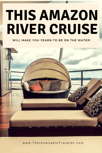 This Amazon River Cruise in Peru will Make You Want to Hop on a Plane. An exciting journey up the Amazon and it's many tributaries. #travel #AmazonRiver #wildlife