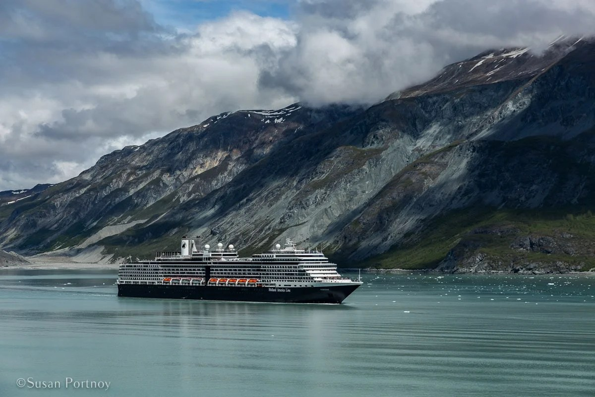 What it's Like to Go to Alaska on Your First Big Ship Cruise