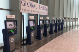 Global Entry Kiosks