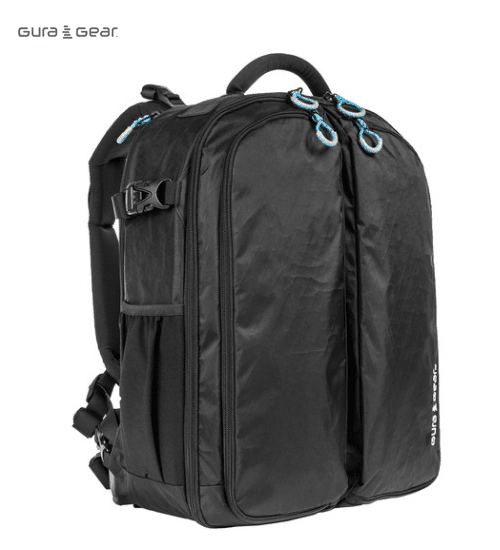 Gura Gear Kiboko 2.0 22L Backpack (Black)