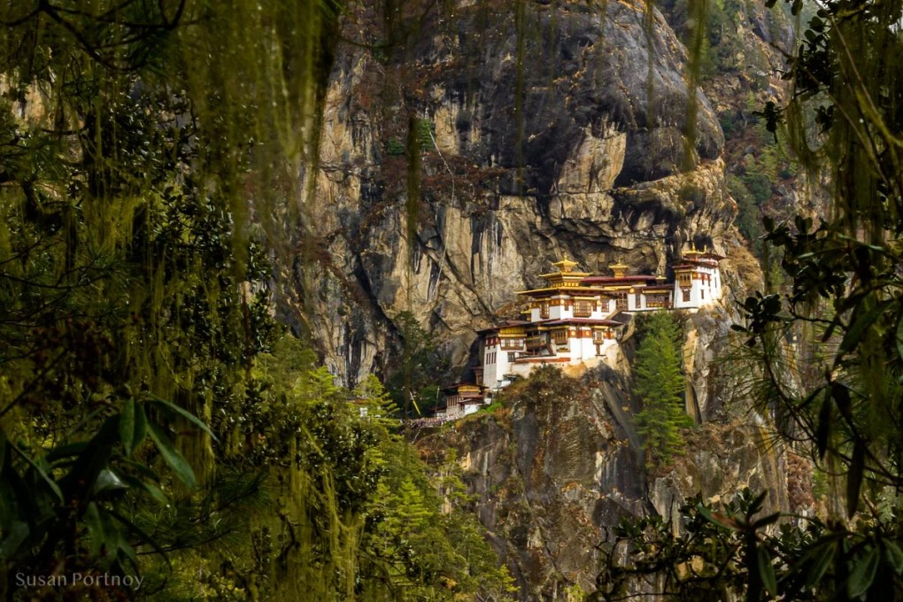 Tiger's Nest, Paro, Bhutan