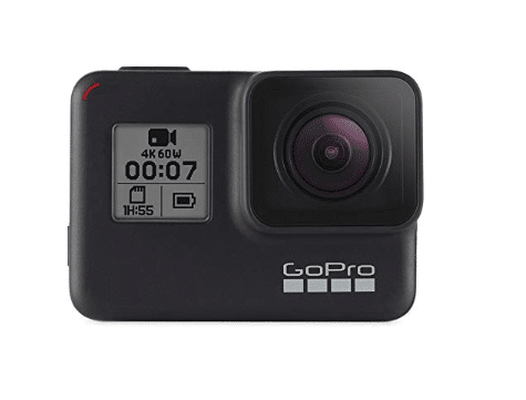 GoPro HERO7 Black — Waterproof Digital Action Camera