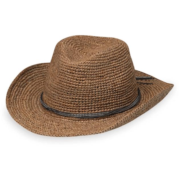 Hannah Cowboy Wallaroo Hatt