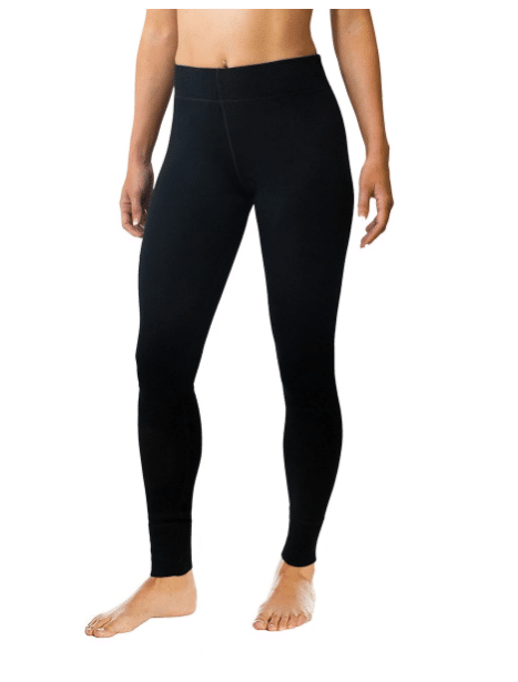 WoolX Nora Heavyweight Merino Wool Base Layer Leggings