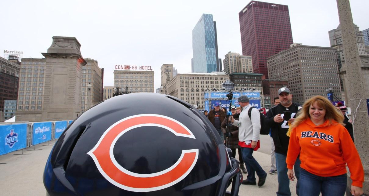 Chicago Bears 7 round mock
