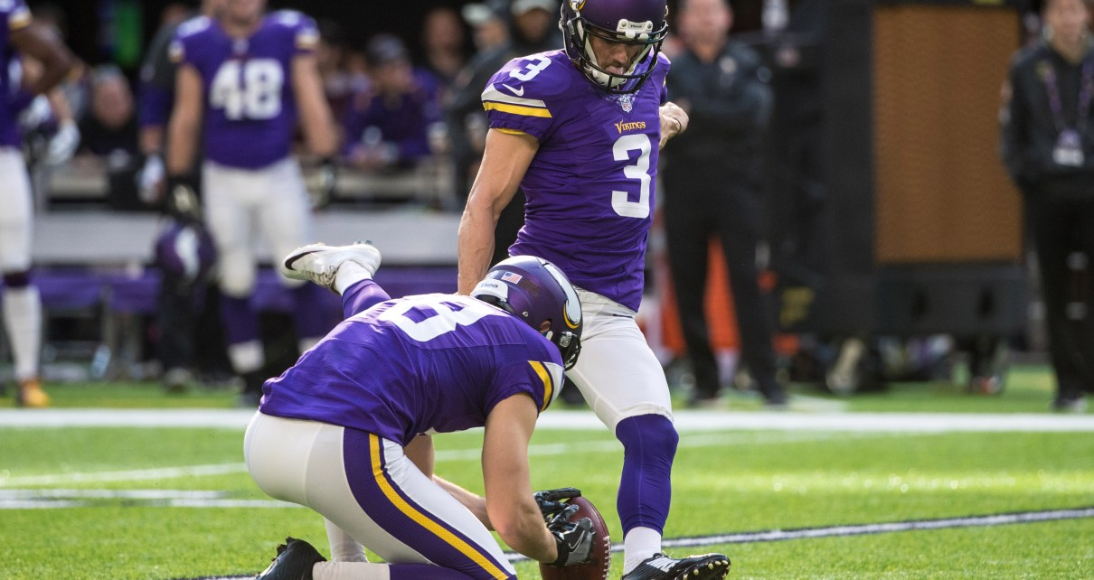 Blair Walsh is now a Seattle Seahawks