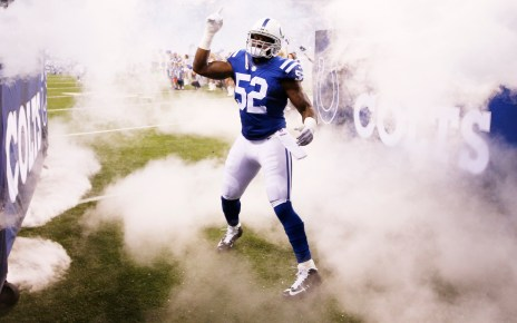 Indianapolis Colts release D'Qwell Jackson