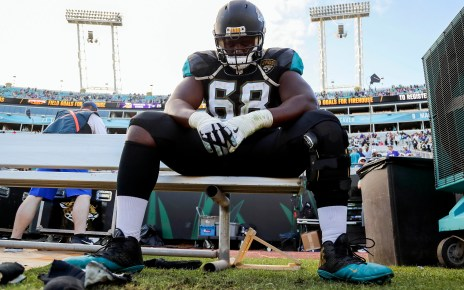 Kelvin Beachum released on Thursday