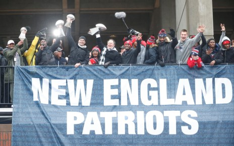New England Patriots Any Given Sunday