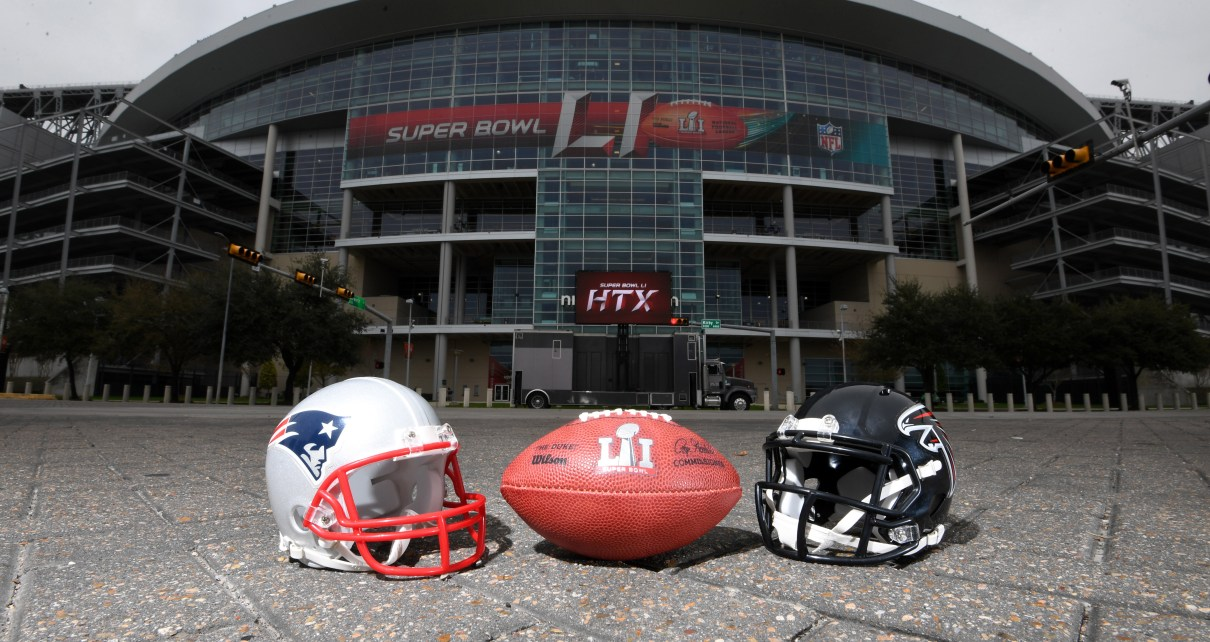 Super Bowl LI as predicted by Inscriber