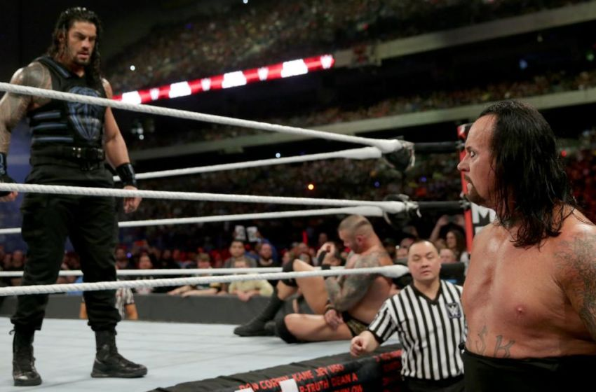 What will Roman Reigns do at Wrestlemania