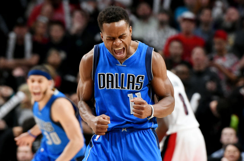 Yogi Ferrell and the Mavericks made for each other