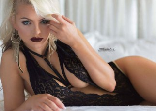 Kym Dickens Glamour and Fashon Model
