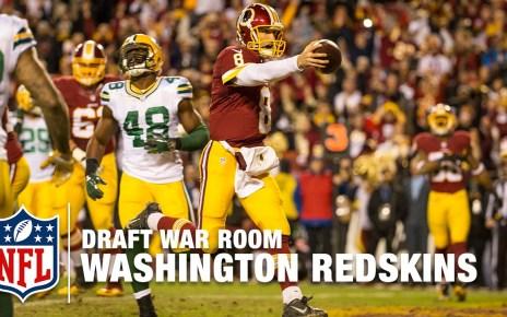 Who will the Washington Redskins target