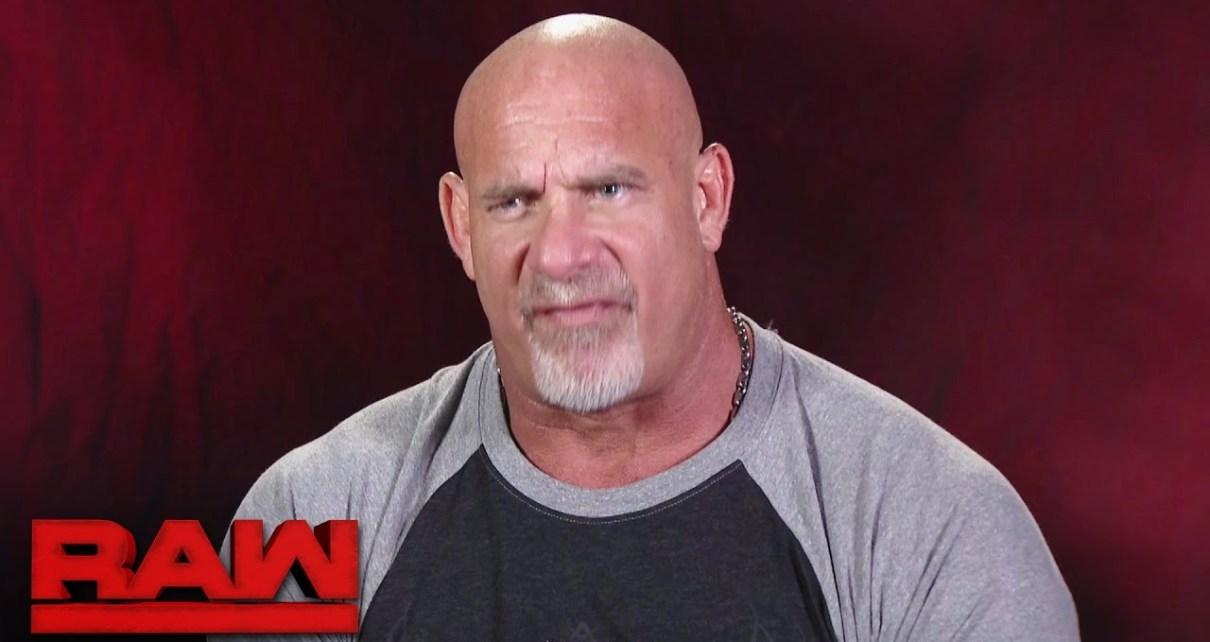 Goldberg vs KO WWE Universal Championship