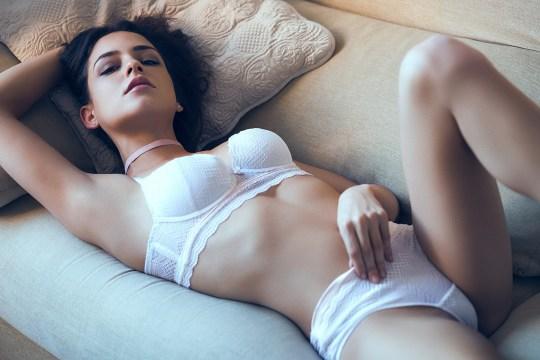 Joy Lamore glamour model