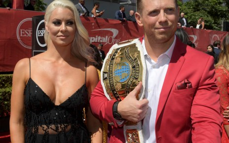 WWE new power couple