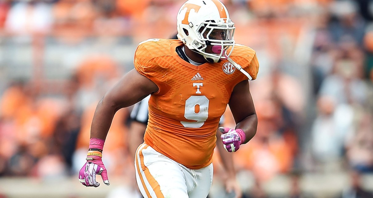 Derek Barnett Player Profile
