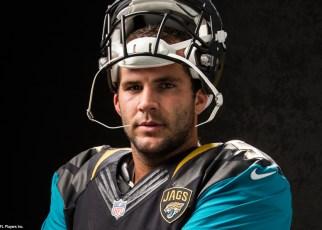 Blake Bortles rides out the 2017 Draft