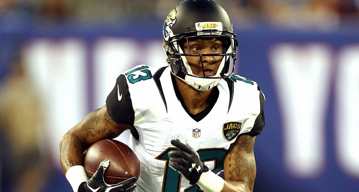 Jacksonville Jaguars WR Rashad Greene