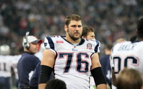 Sebastian Vollmer and the New York Giants
