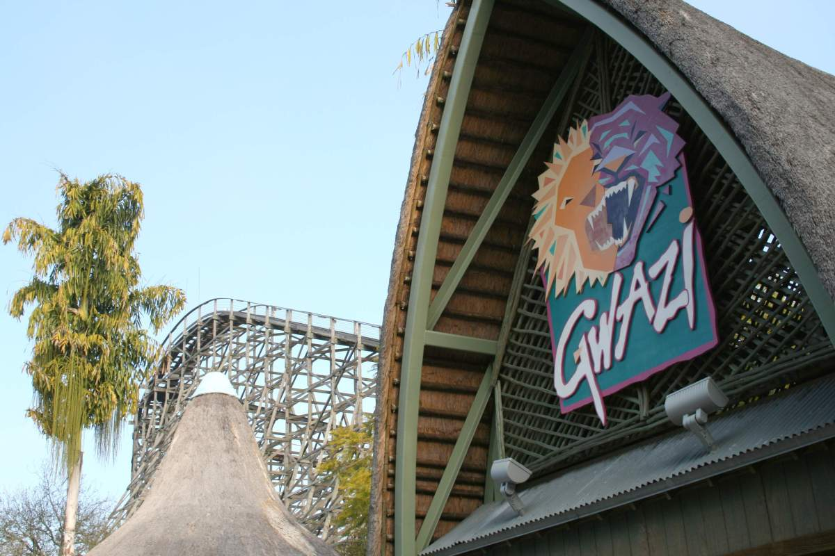 It's Time Gwazi At Busch Gardens Tampa Gets The RMC Makeover