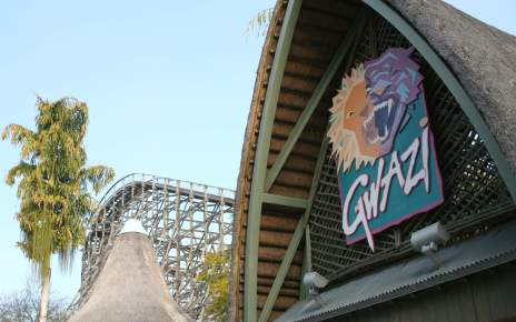 Gwazi - Busch Gardens Tampa