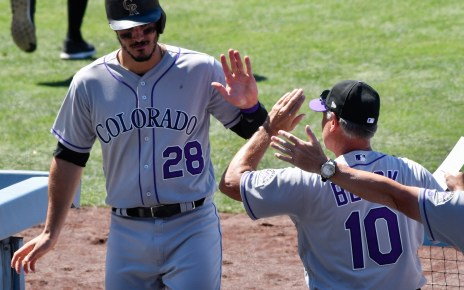 Colorado Rockies losing streak