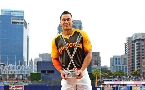 MLB Home Run Derby Giancarlo Stanton