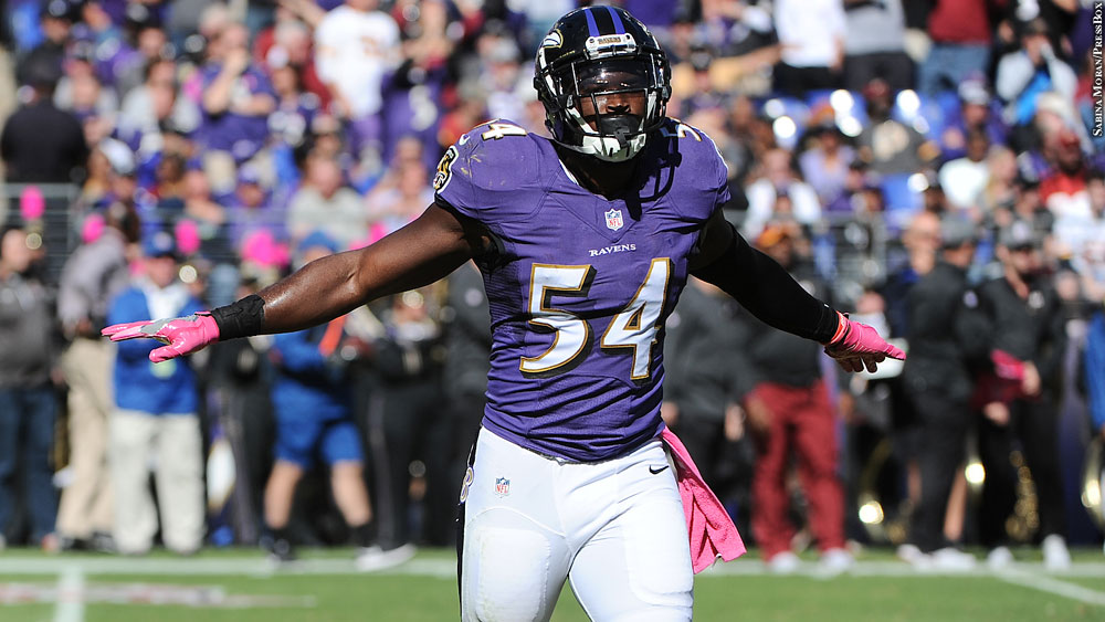 Zach Orr unretires