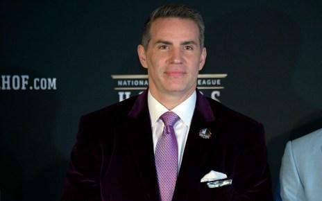 Kurt Warner Pro Football Hall of Fame Class of 2017