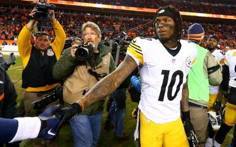 Martavis Bryant WR Pittsburgh Steelers