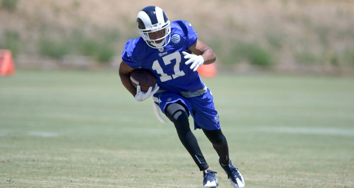 Robert Woods WR Los Angeles Rams