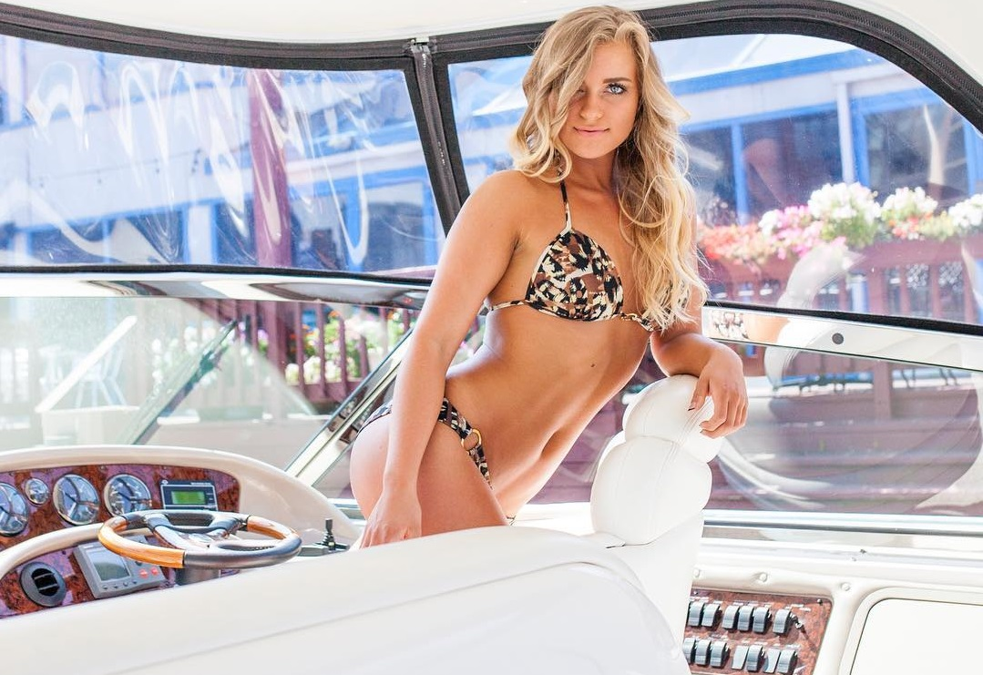 Glamour Girl! Cleveland Rocks! Why Instagram Model Catalina Golic Is A Fresh Face To Watch!