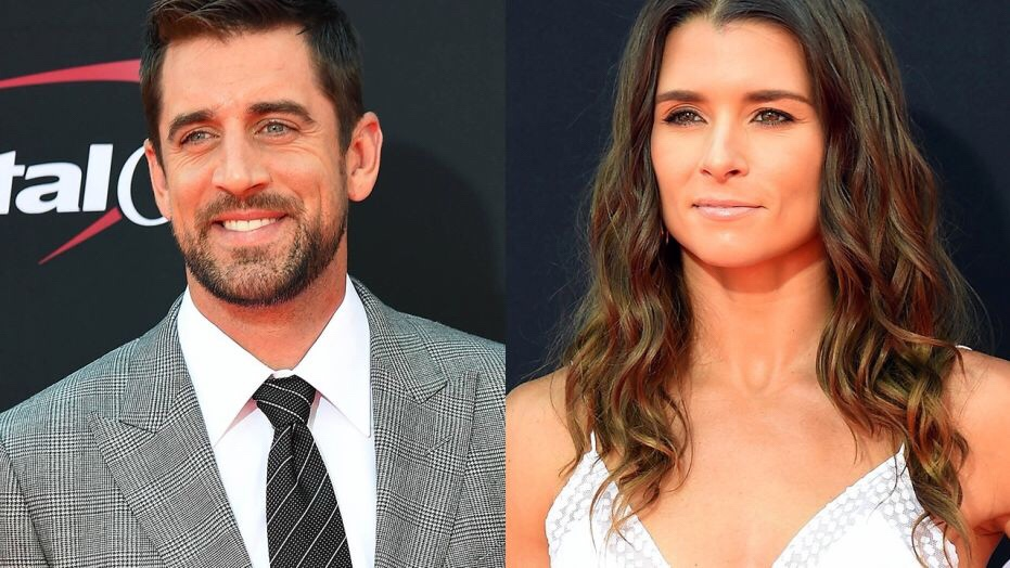Danica Patrick and Aaron Rodgers are dating