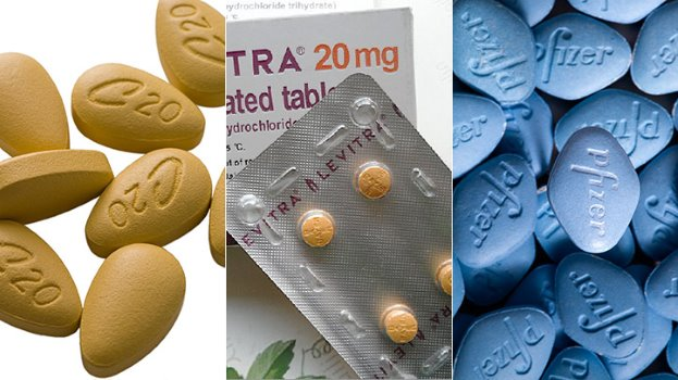 Men: 4 Differences Between Viagra and Cialis