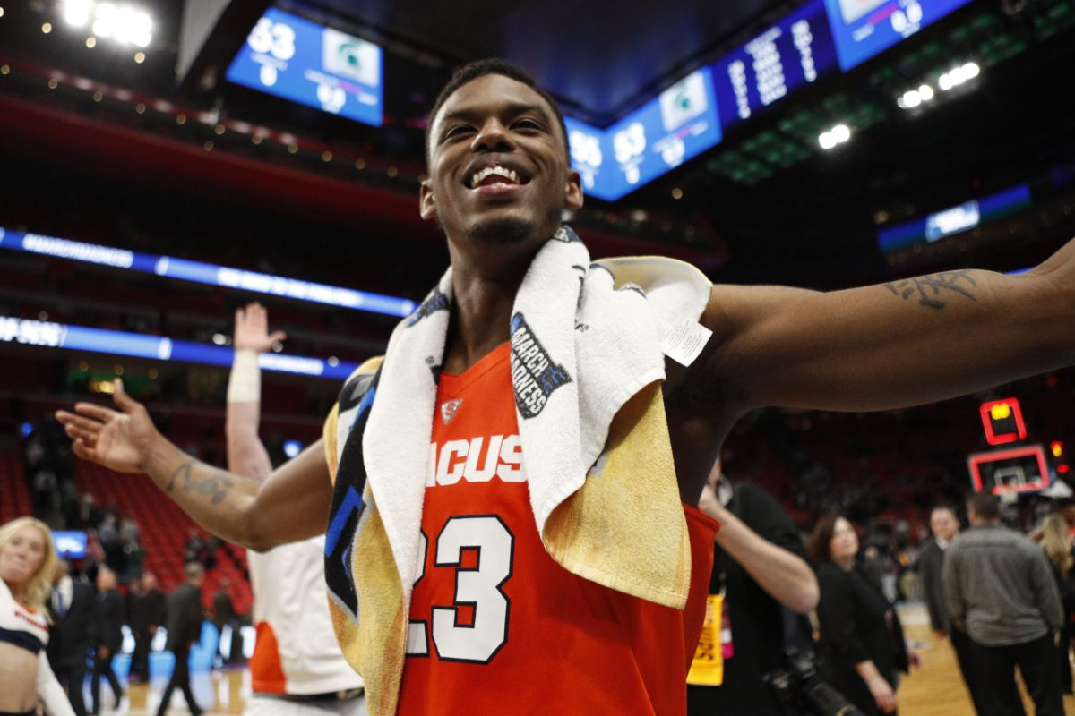 March Madness Memo: Syracuse Edges Michigan State In Thriller, Purdue Holds Off Butler