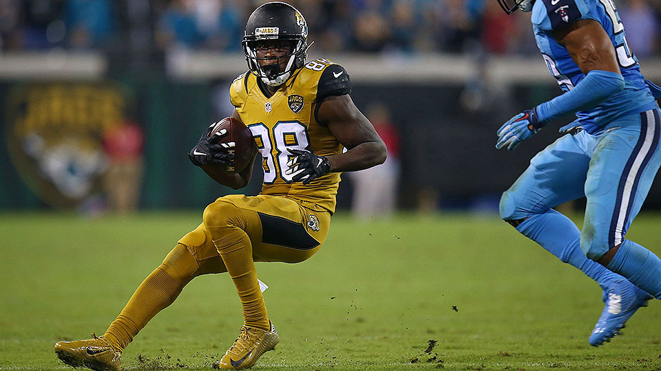 Report: Cleveland Browns Show Interest In Allen Hurns