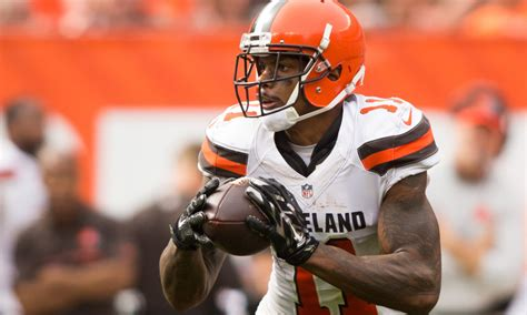 Terrelle Pryor Signs With The New York Jets