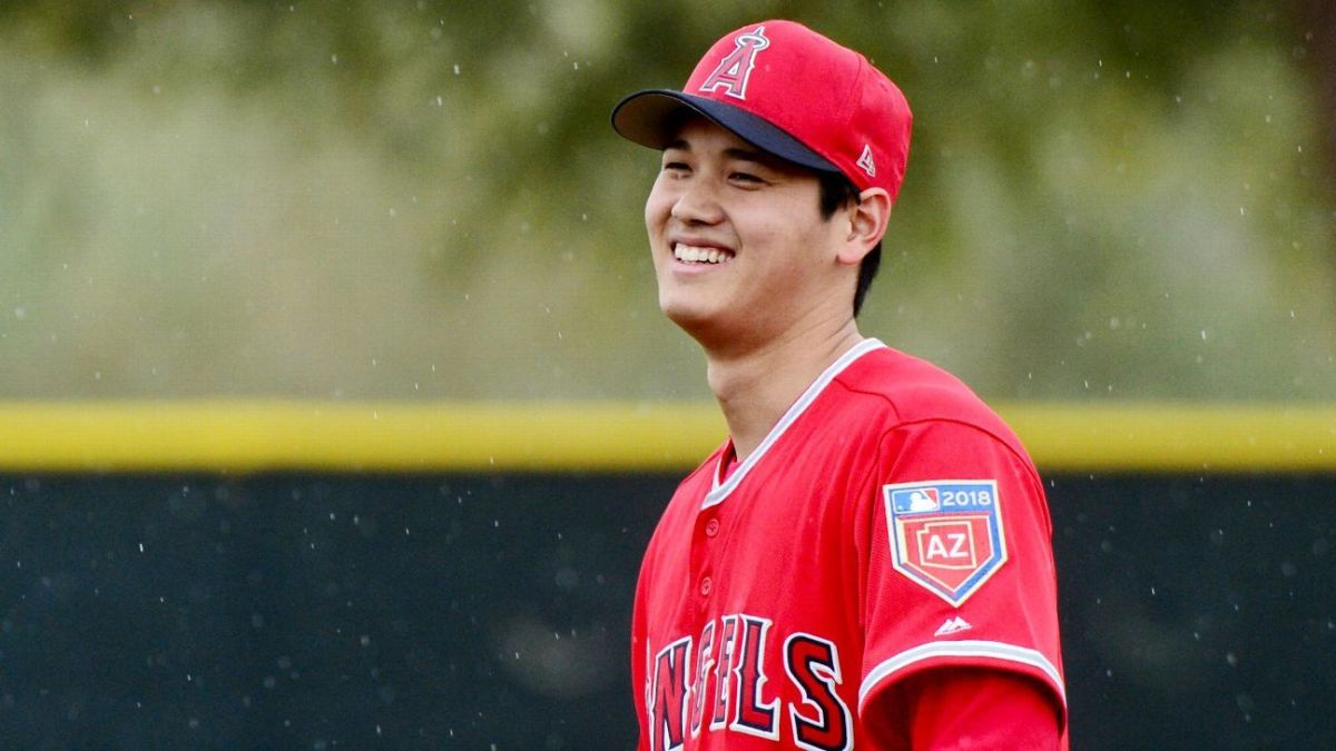 Shohei Ohtani to Pitch Fourth In Los Angeles Angels Rotation