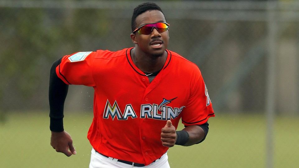 Marlins Won't Send Lewis Brinson To The Minors