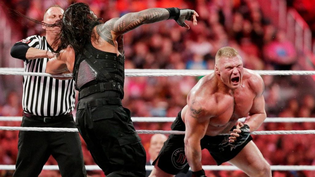 The Brock Lesnar, Roman Reigns Battle For WWE Supremacy Isn't Over Yet