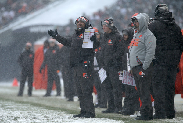 NFL Hot Seat : Browns Head Coach Hue Jackson, Others Need Solid Drafts
