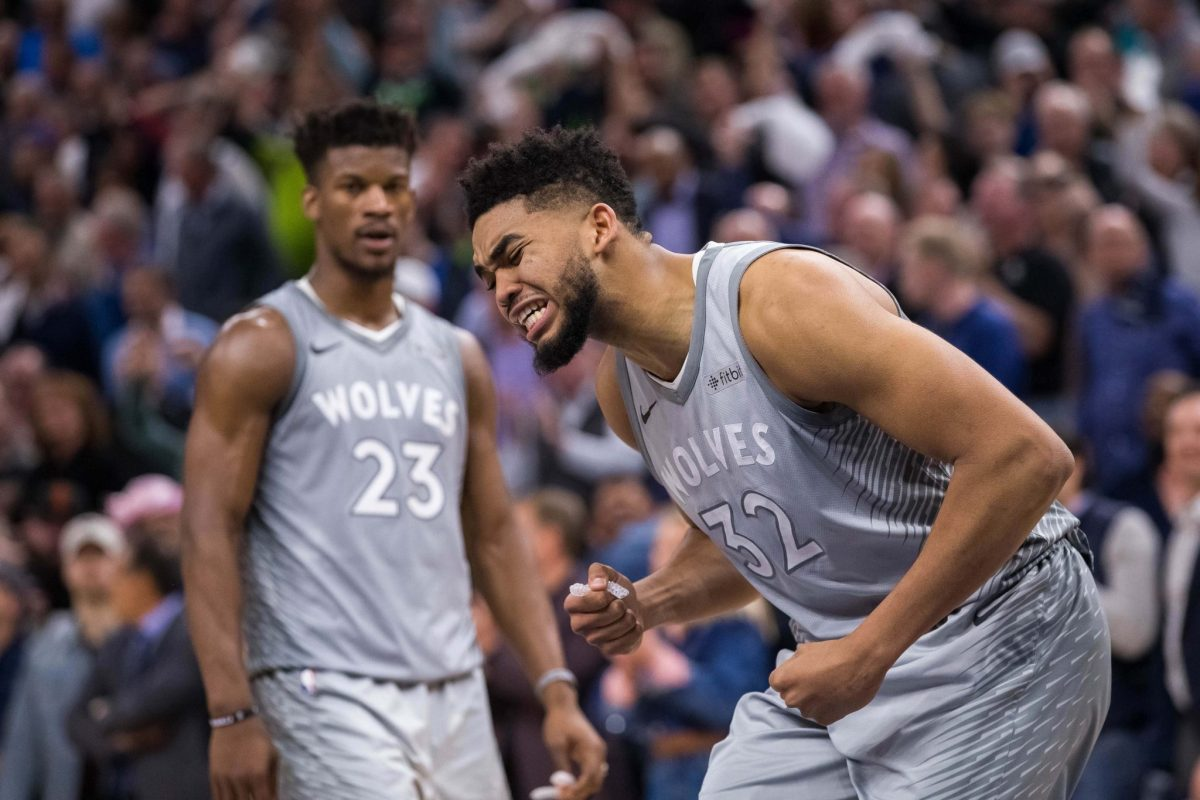 2018 NBA Playoffs: T-Wolves End Playoff Drought