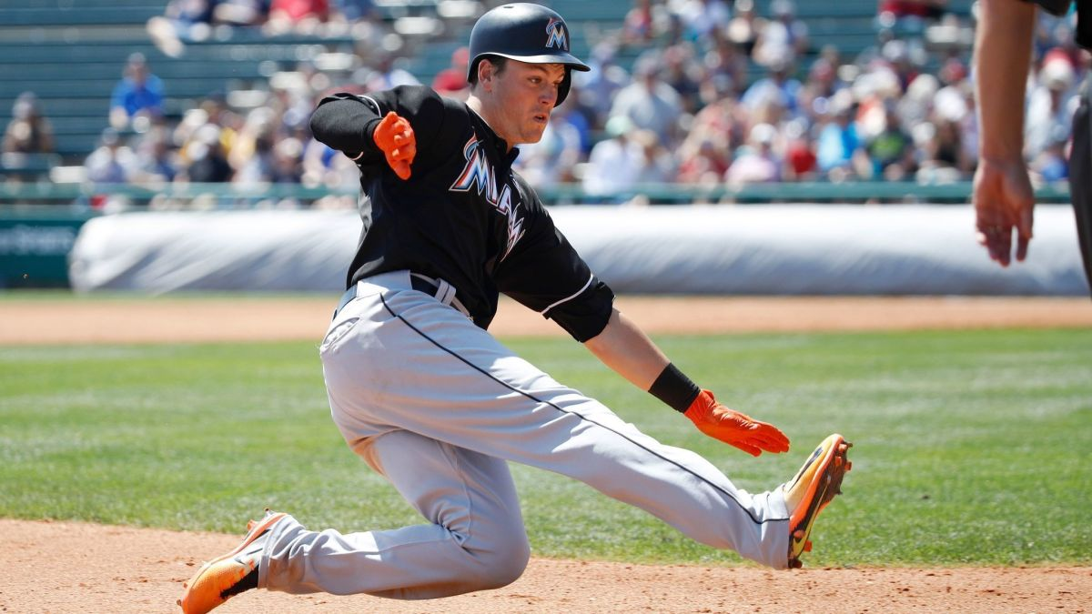 Would Martin Prado Unseat Brian Anderson At Third Base For The Miami Marlins?